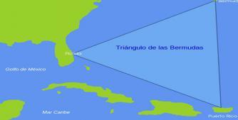 Bermuda Triangle or the Devil's Triangle