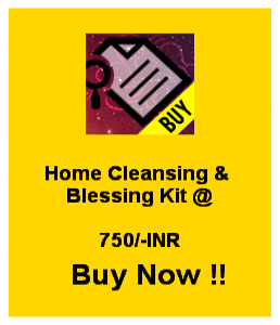 Home Cleansing & Blessing Kit Buy